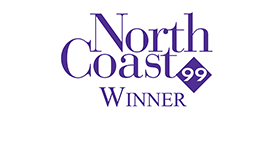 North Coast Award Winner