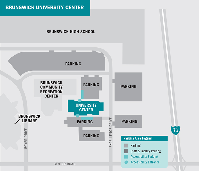 Tri C Brunswick University Center Campus Cleveland Ohio