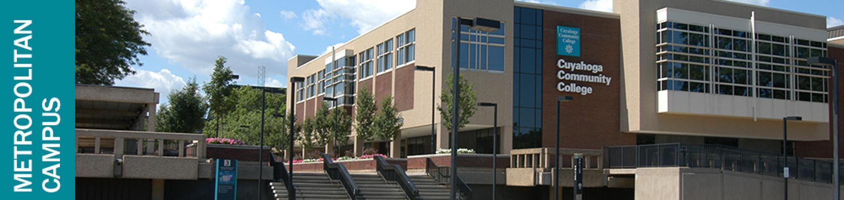 Tri-C Metro Campus: Cleveland Ohio