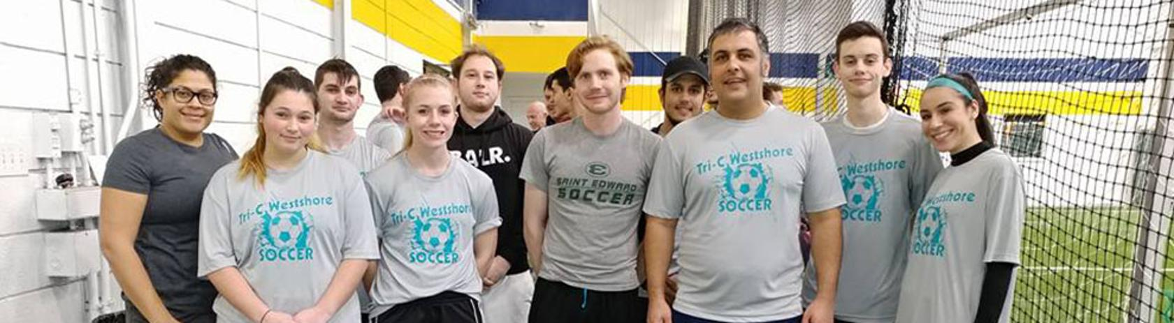 Westshore Recreation Soccer Team