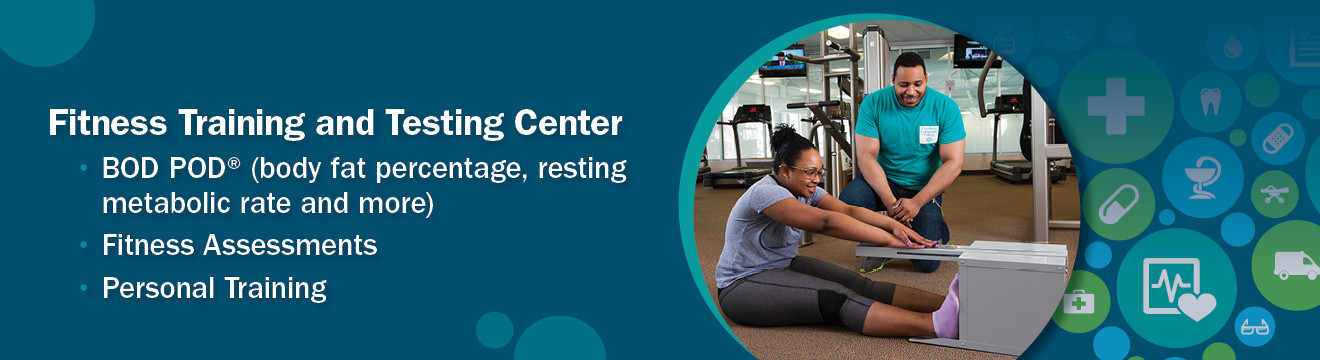 Fitness Testing and Training Center
