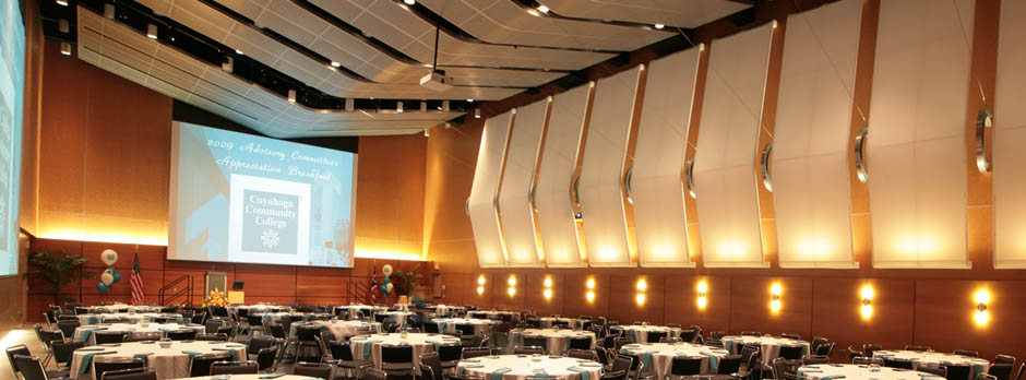 Meeting Room Rental, Facility Rental, Conference Center Tri-C ...