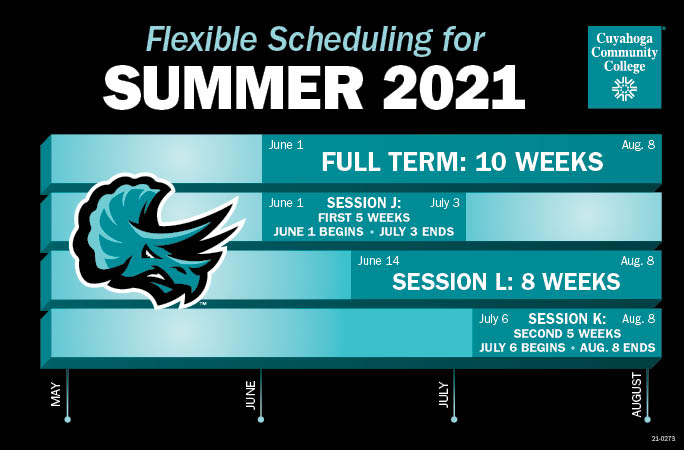 Flexible Scheduling for Summer 2021