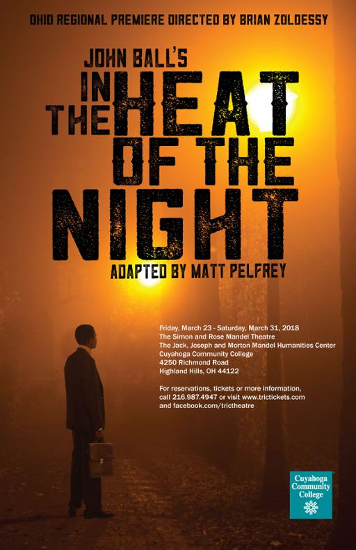 Tri-C Theater Students Stage In the Heat of the Night