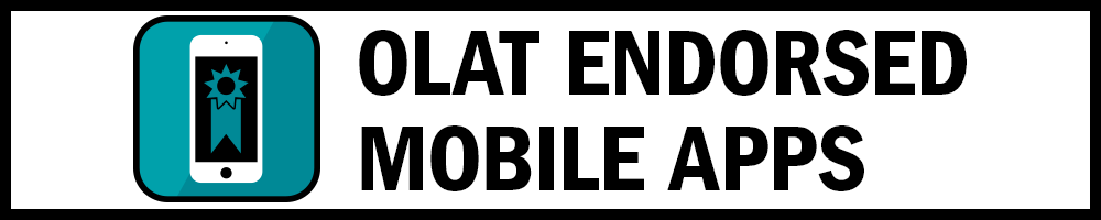 OLAT Endorsed Mobile Apps