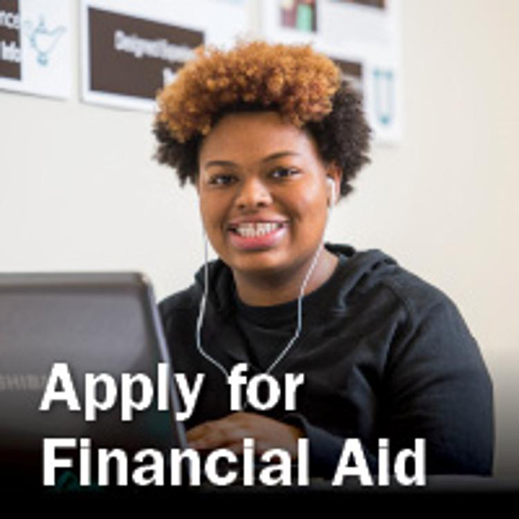 I need assistance with financial aid/scholarships, what are my options?