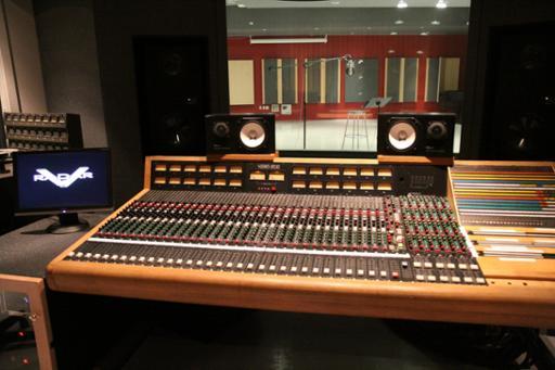 recording arts technology facilities at tri