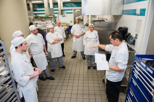 Teaching Kitchen The ...