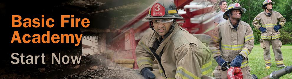 Tri-C Fire Academy Training: Cleveland Ohio