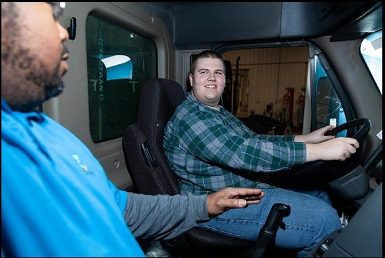 class a cdl truck driver training  cleveland ohio